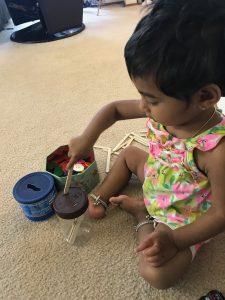 Indoor toddler activities