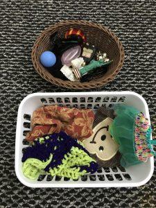 Treasure Basket for toddlers