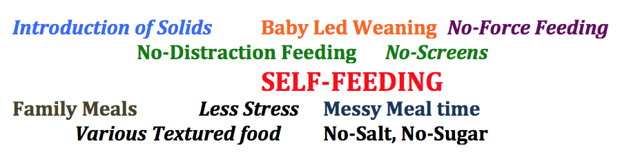 Solids/Self-feeding
