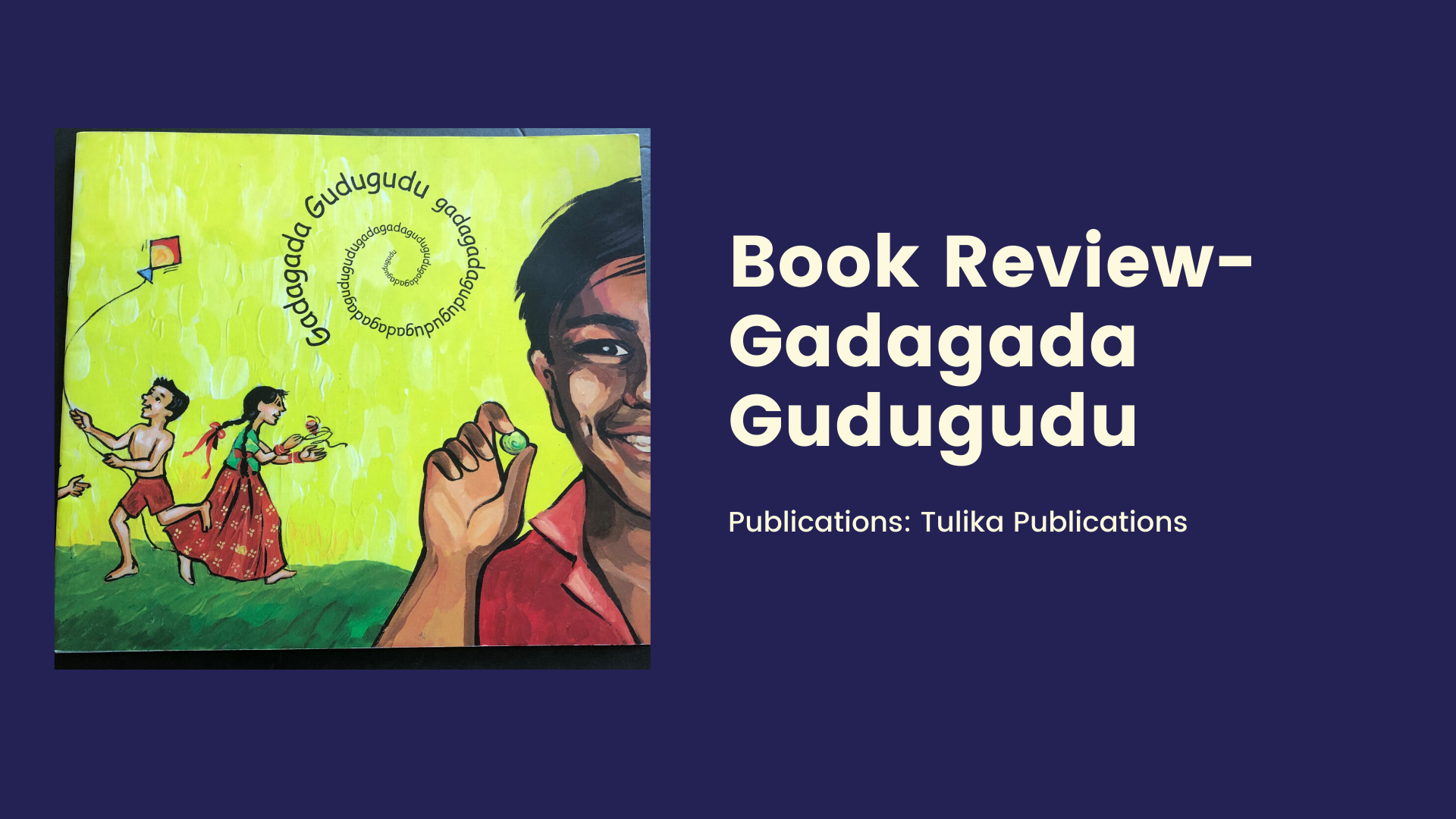 Book Review-Gadagada Gudugudu