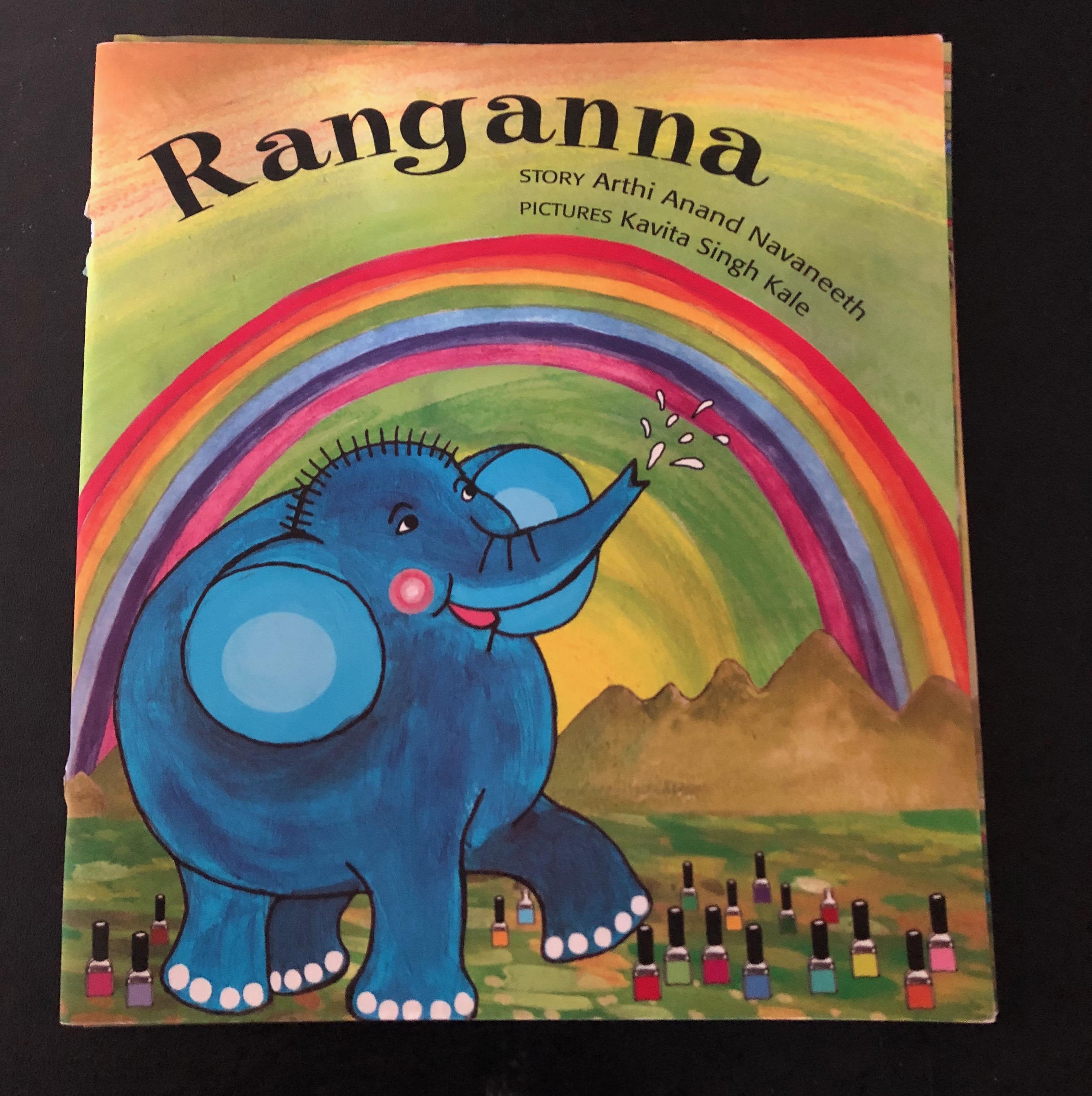 Book Review- Ranganna