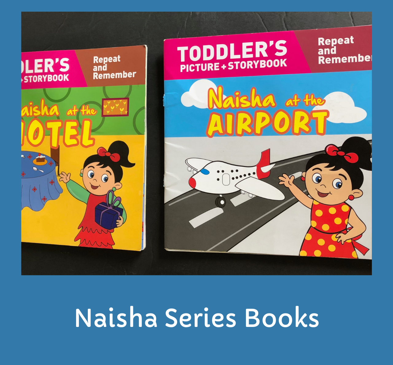 Naisha series books