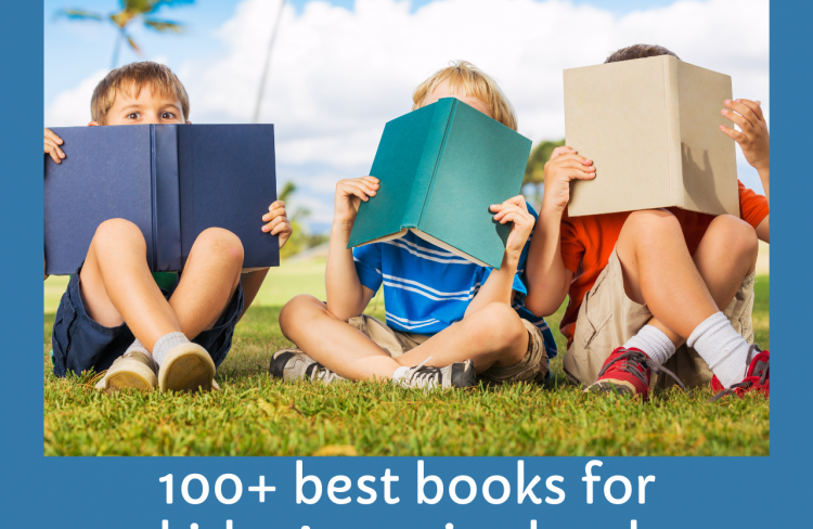 Best book recommendation for kids