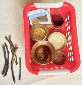 Pretend cooking activities for kids