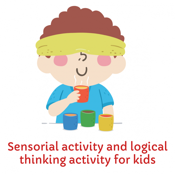 Best sensorial activities and logical thinking activity for preschool kids