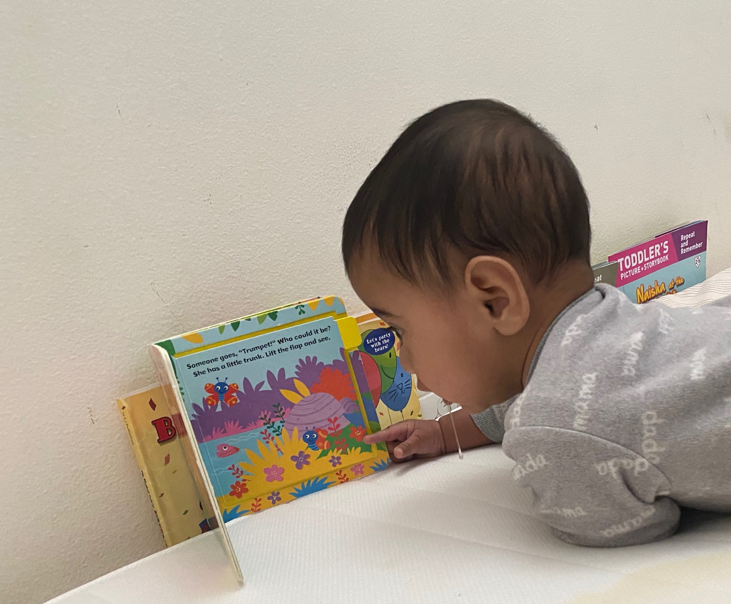 Activities for 6 to 8 month old babies