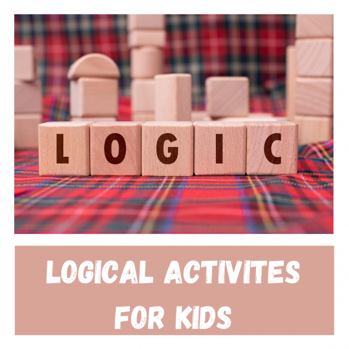 Logical activities for preschoolers