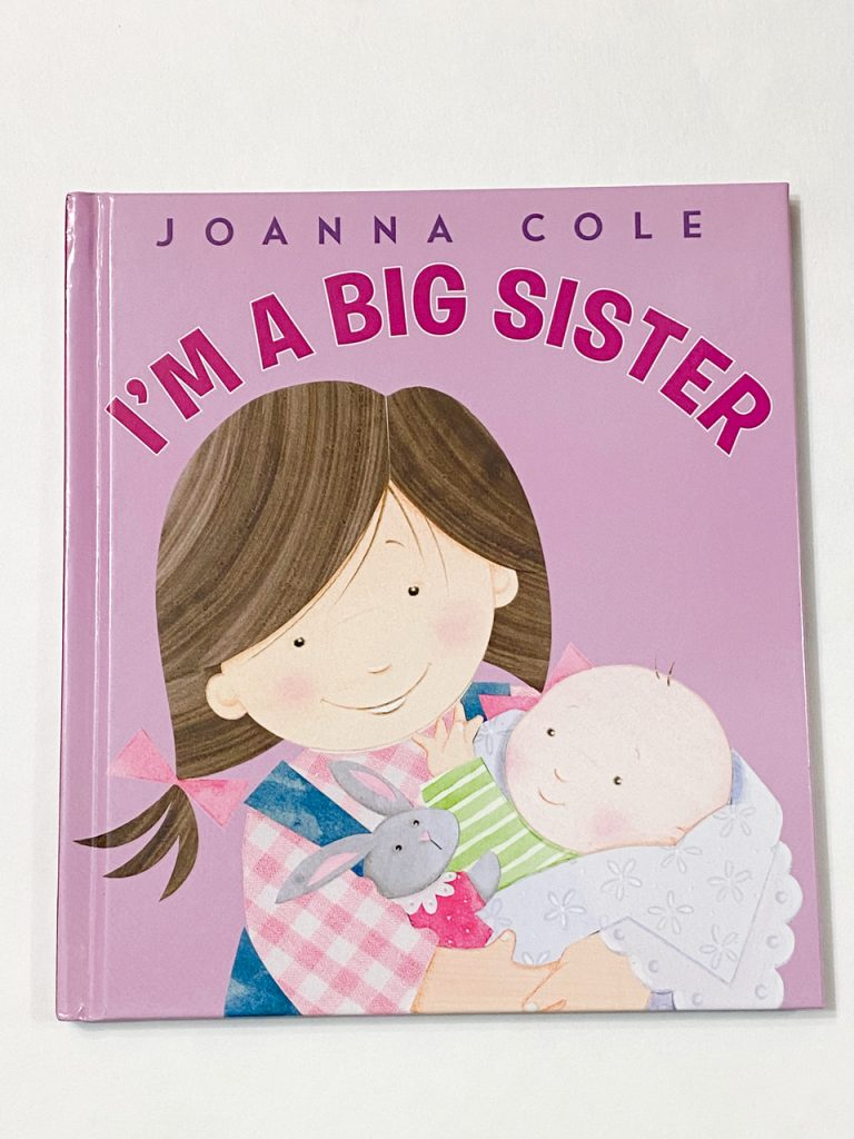 Kids Book review for sibling arrival