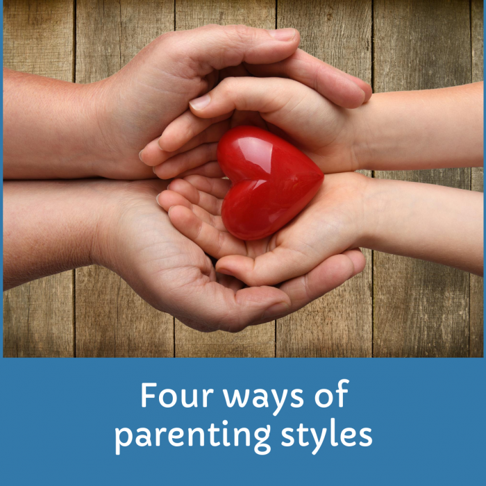 Four Ways Of Parenting Styles And Child Growth