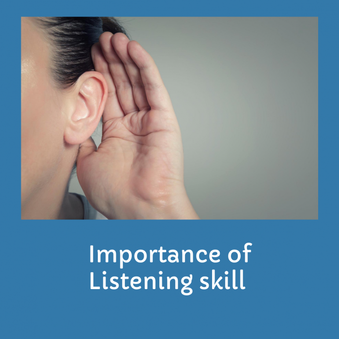 Importance Of Listening And Ways To Develop The Skill