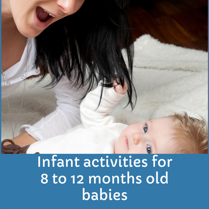 Fun Activities To Engage 8 To 12 Months Old Babies- Pulling Objects