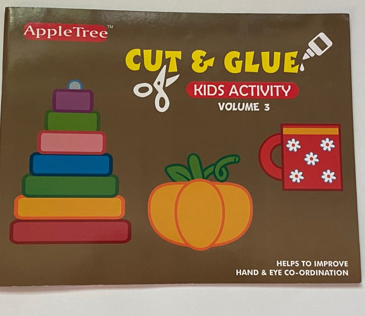Cut and glue for kids