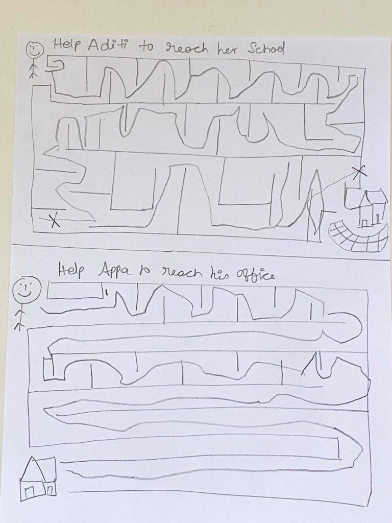 Sequencing activities for kids