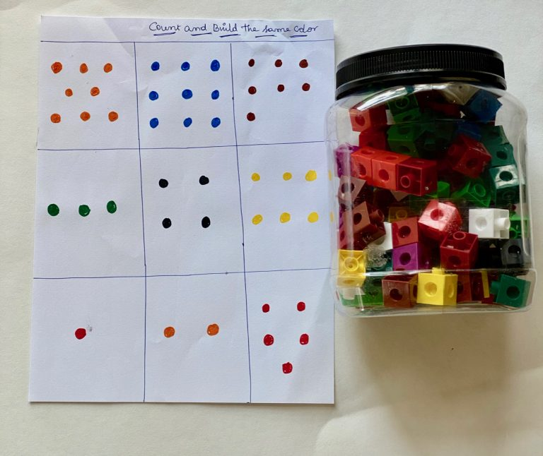 Counting for preschool kids