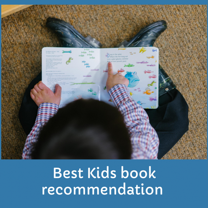 Best book recommendation for children from amazon India