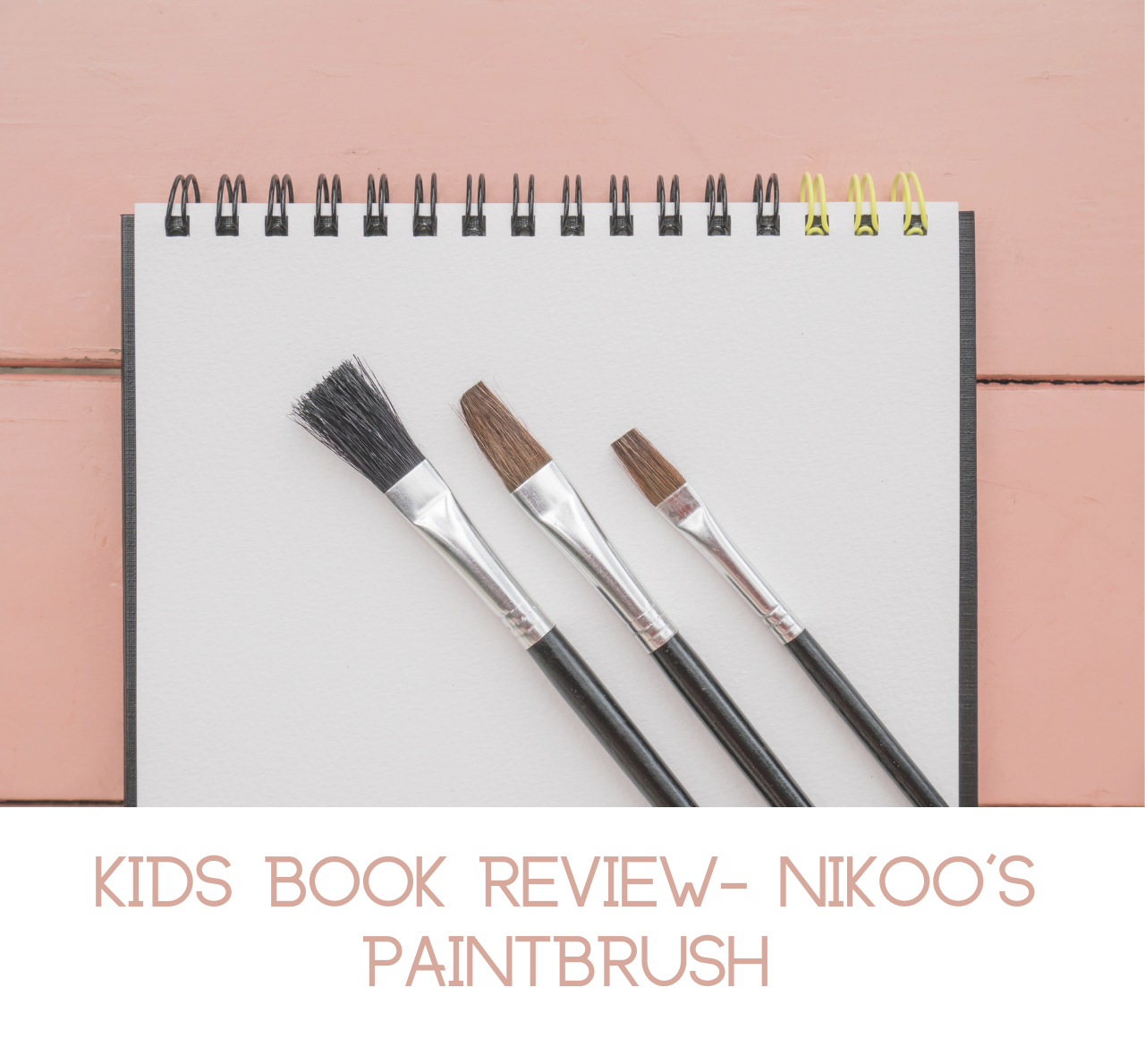 Kids Book Review- Nikoo's paintbrush-Tulika Publications