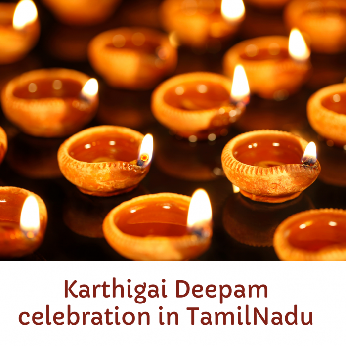 Karthigai Deepam celebration in Tamil Nadu- Festivals of INDIA