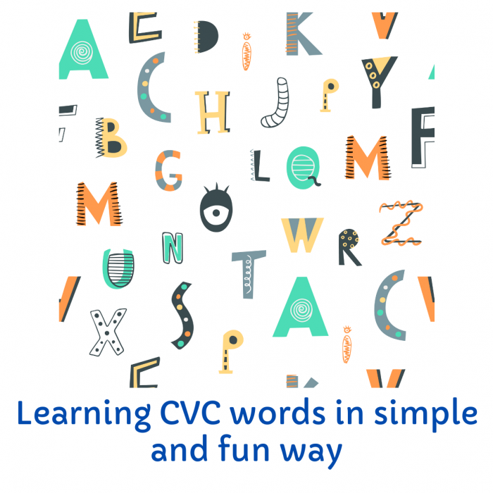 How to teach CVC words in a fun and interactive way