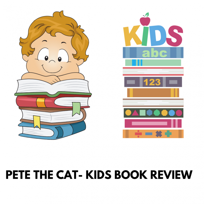 Best Book recommendation for preschool kids- Pete the cat