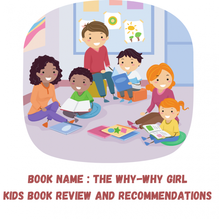 Tulika Publications kids book review-Book Name :The Why-Why girl