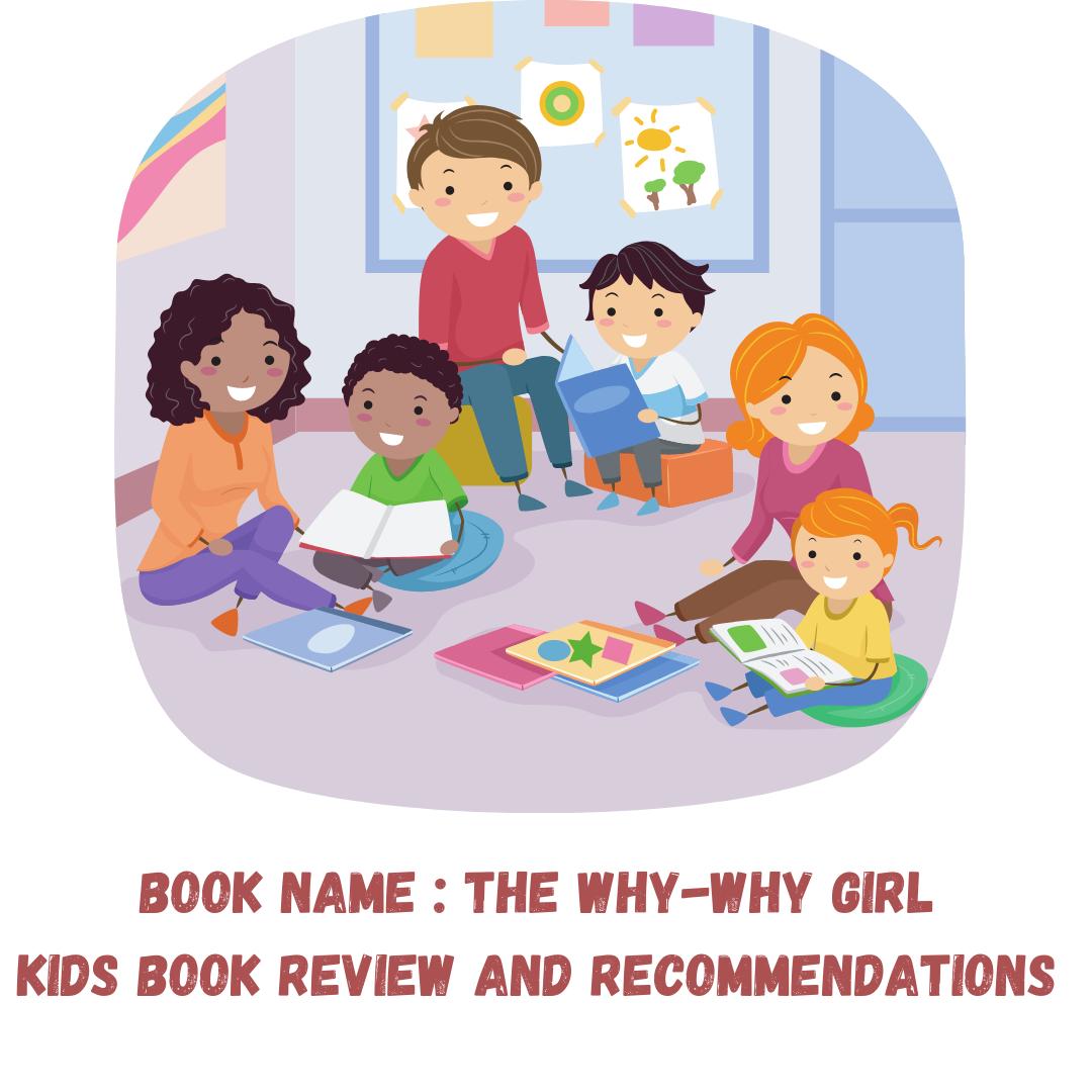 Preschool kids book review