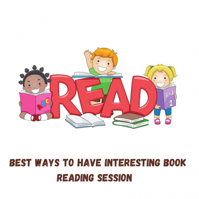 How to read books to preschoolers ? – 5 best ways to make book reading more interesting