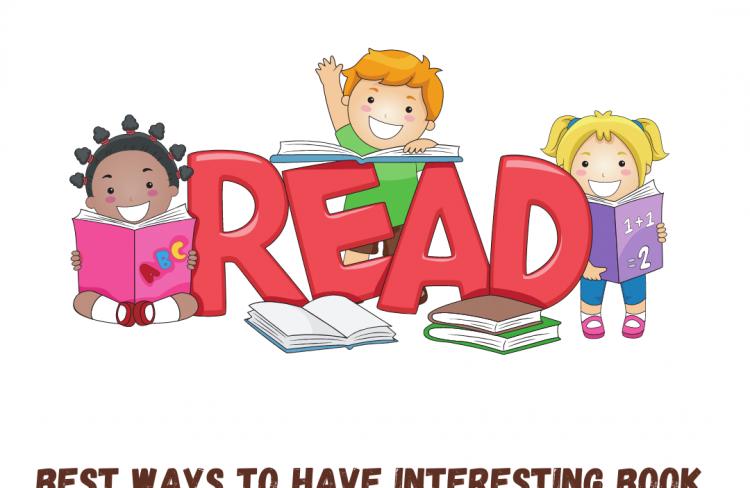 Interesting ways to read books