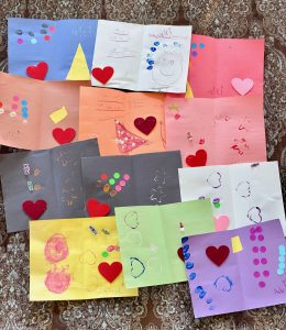 Valentine's day kids activities