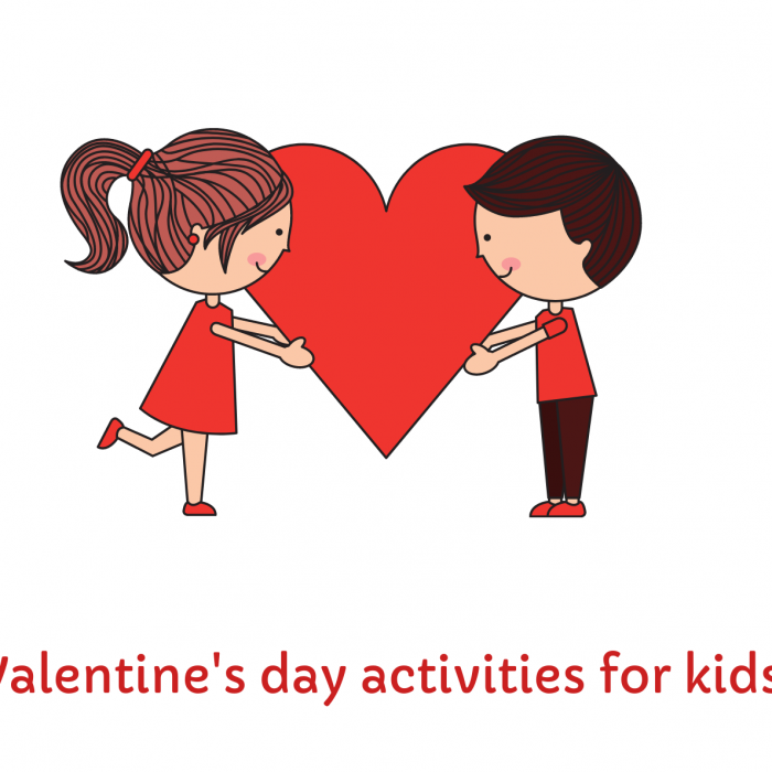 Best handmade Valentine's day crafts and worksheets for preschool kids
