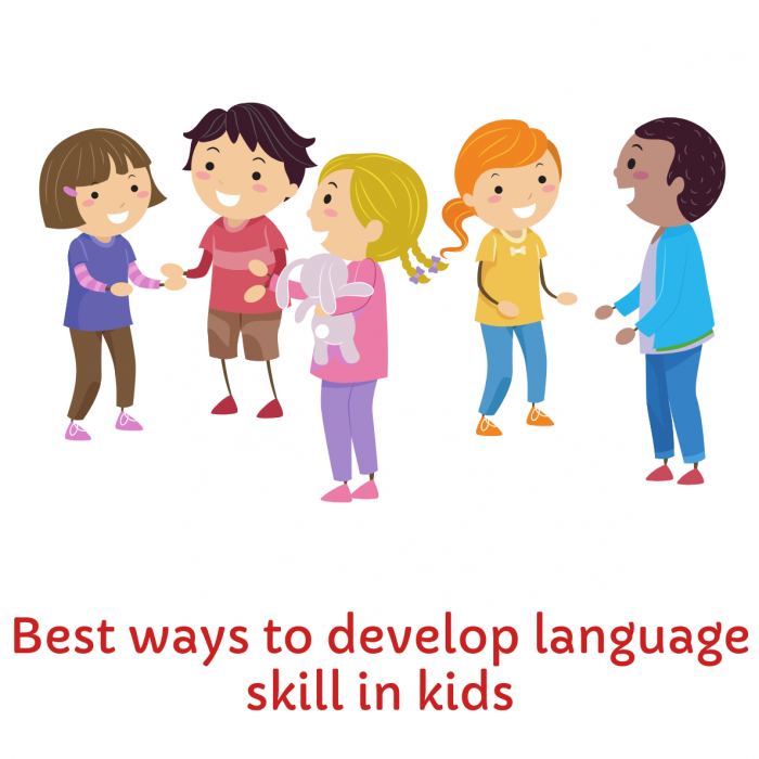 Best way to improve language development skill in early childhood