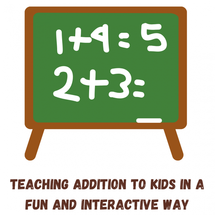 How to teach Addition for preschooler in a fun way
