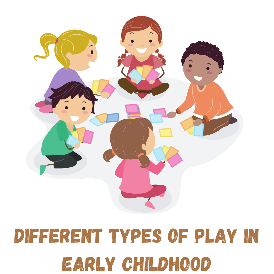 Different types of play