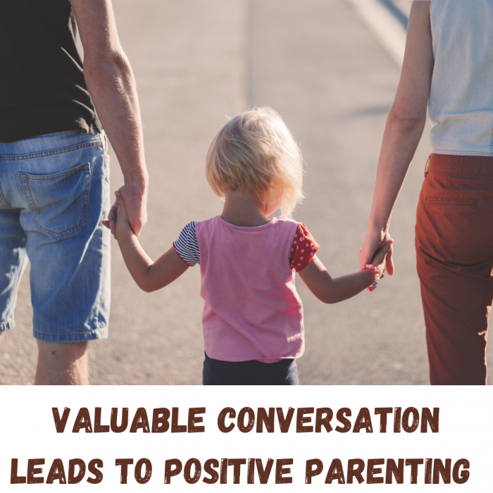 Positive parenting- Help the child to think
