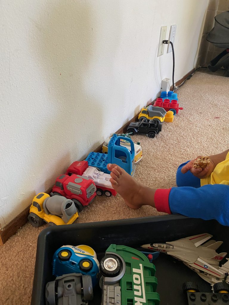 vehicle theme activities for toddlers