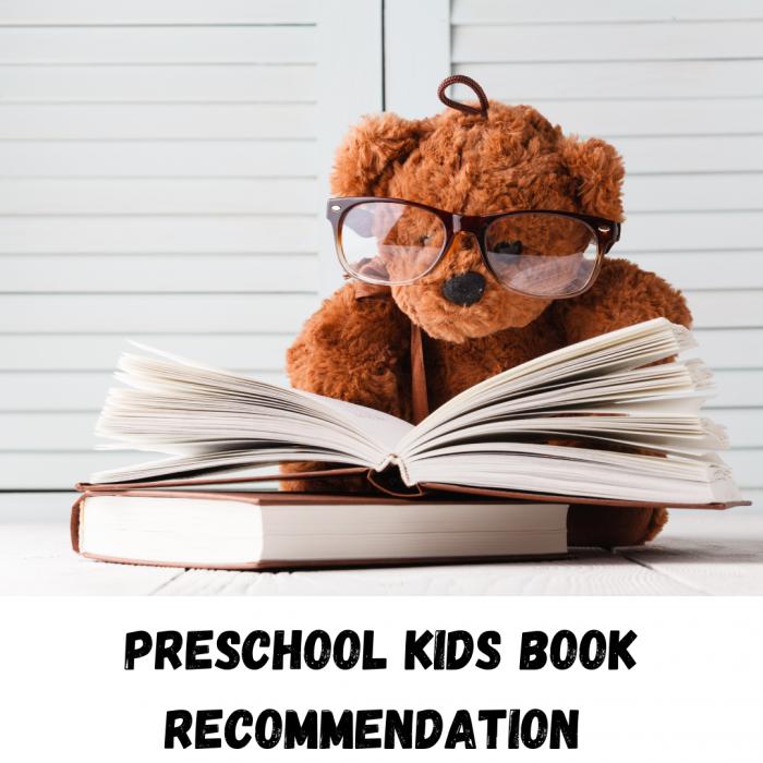 Best book for preschool kids by author Alexandra Penfold